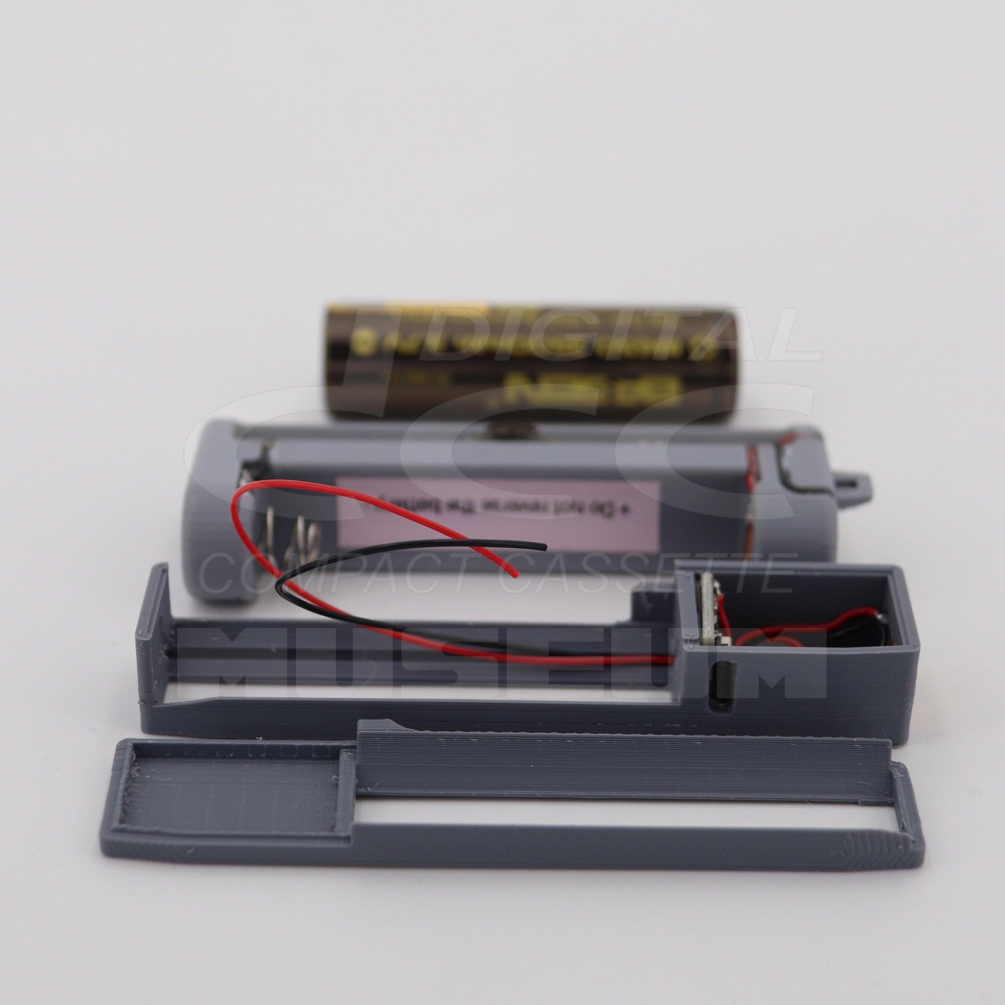 DCC Museum Spare Parts - Battery