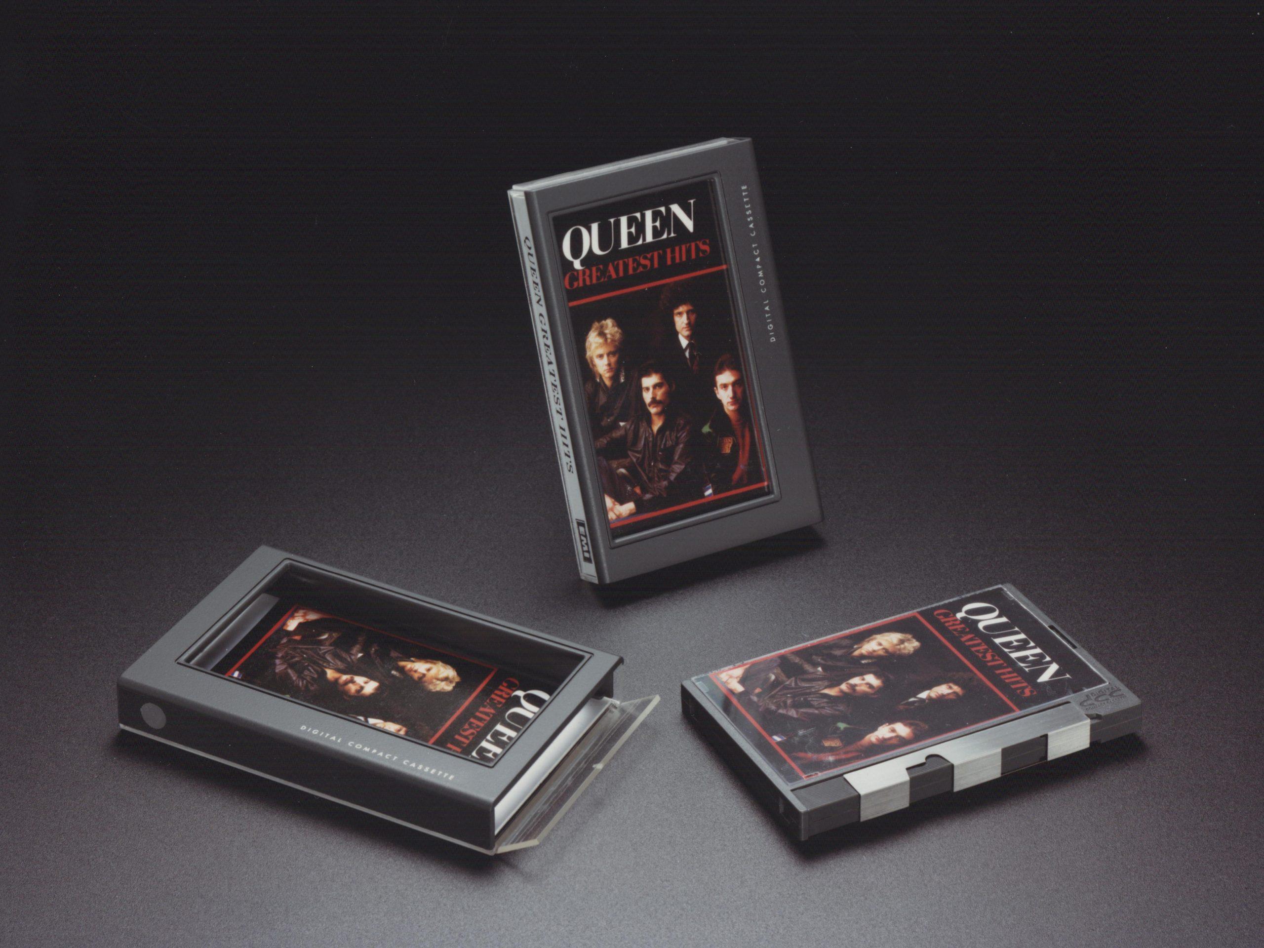 DCC Cassettes - Queen