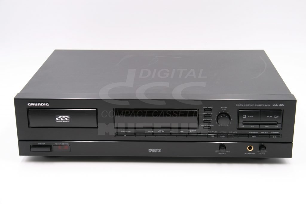 Grundig DCC 305 - Player