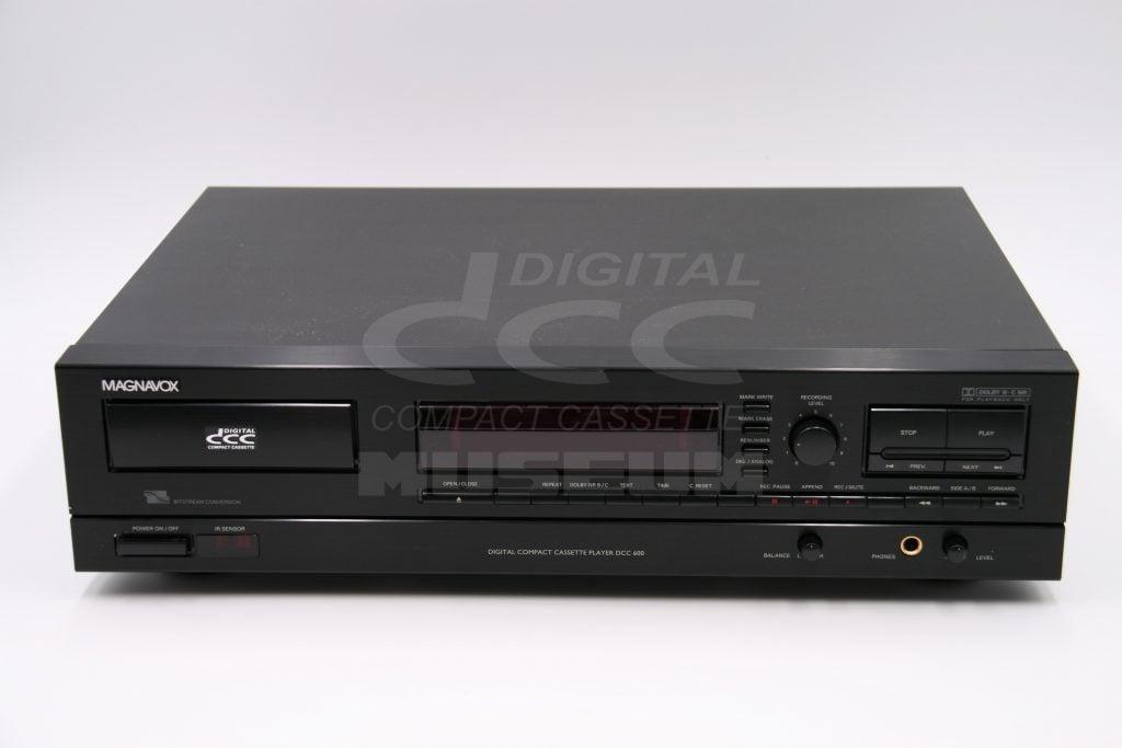 Magnavox DCC 600 - Player