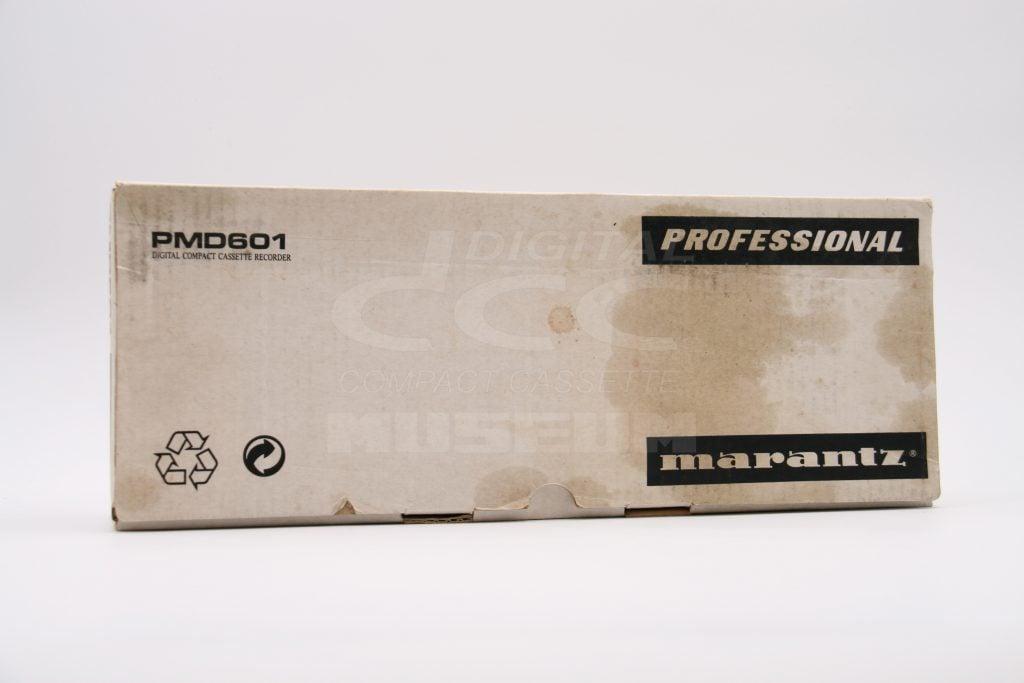 Marantz PMD601 - Box