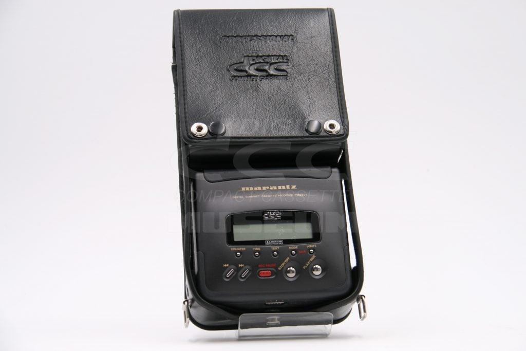 Marantz PMD601 - Player