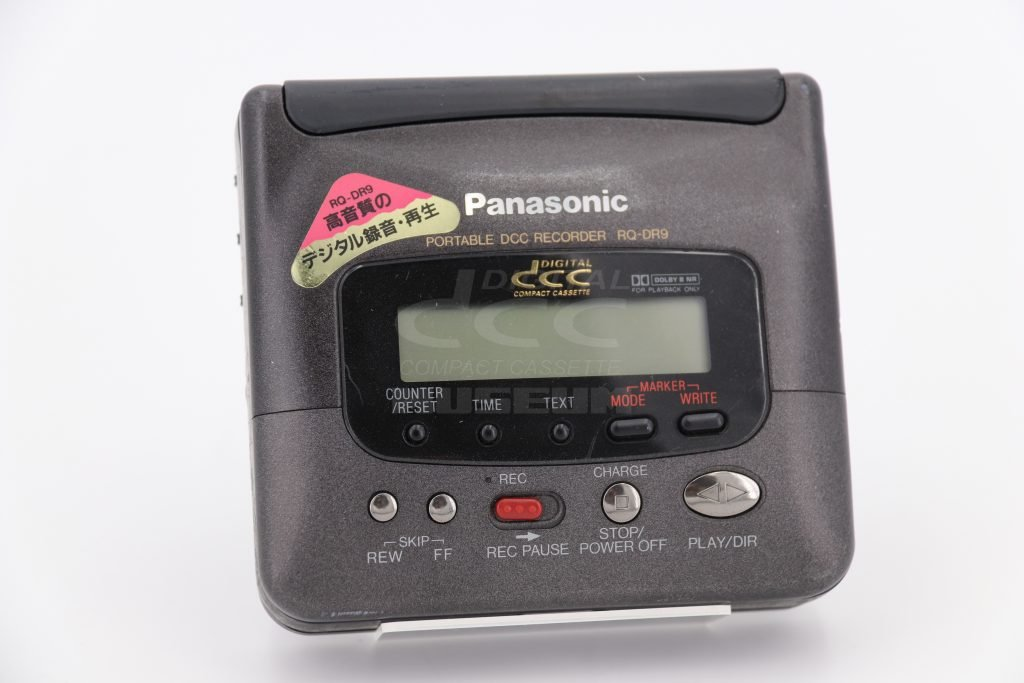 Panasonic RQ-DR9 - Player