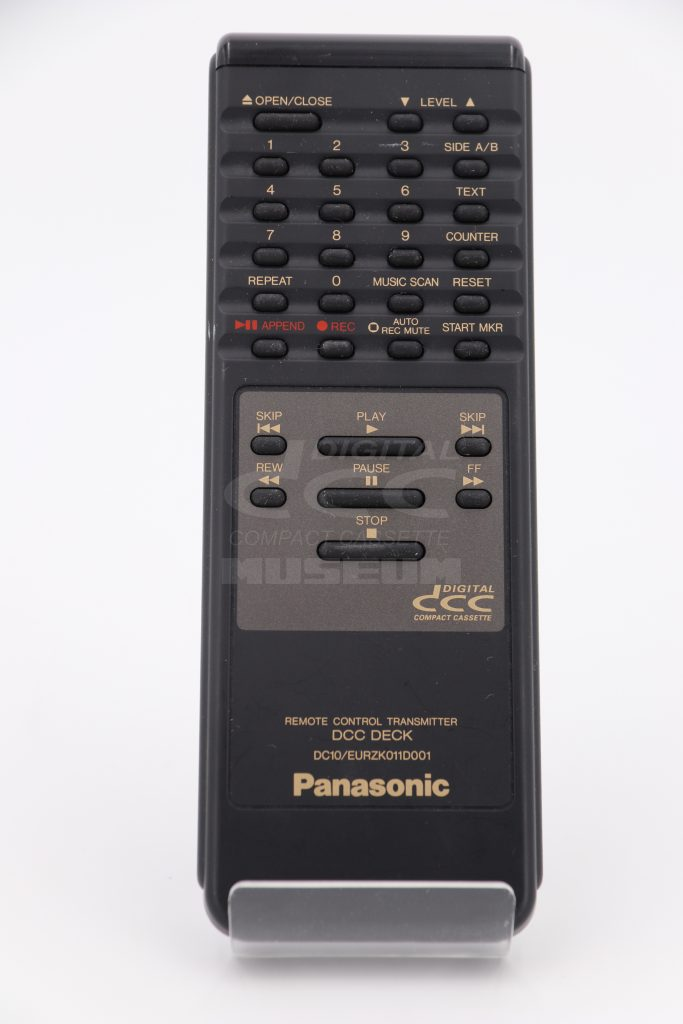 Panasonic RS-DC10 - Remote