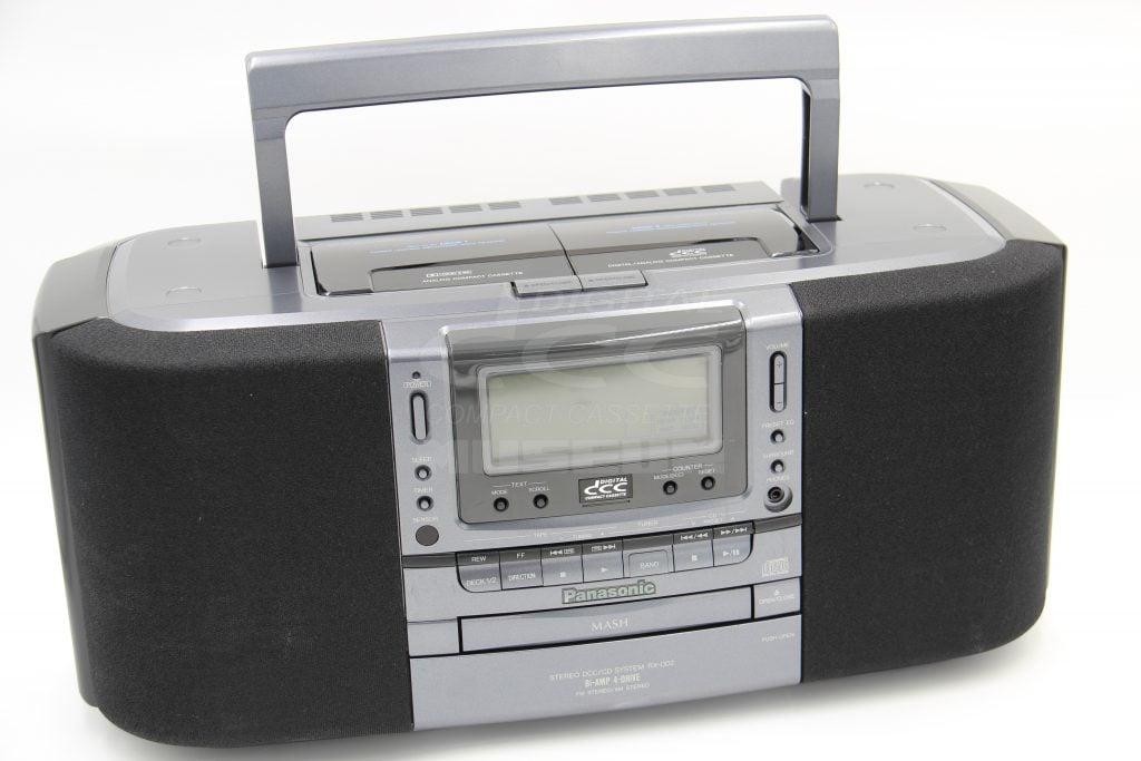 Panasonic RX-DD2 - Player