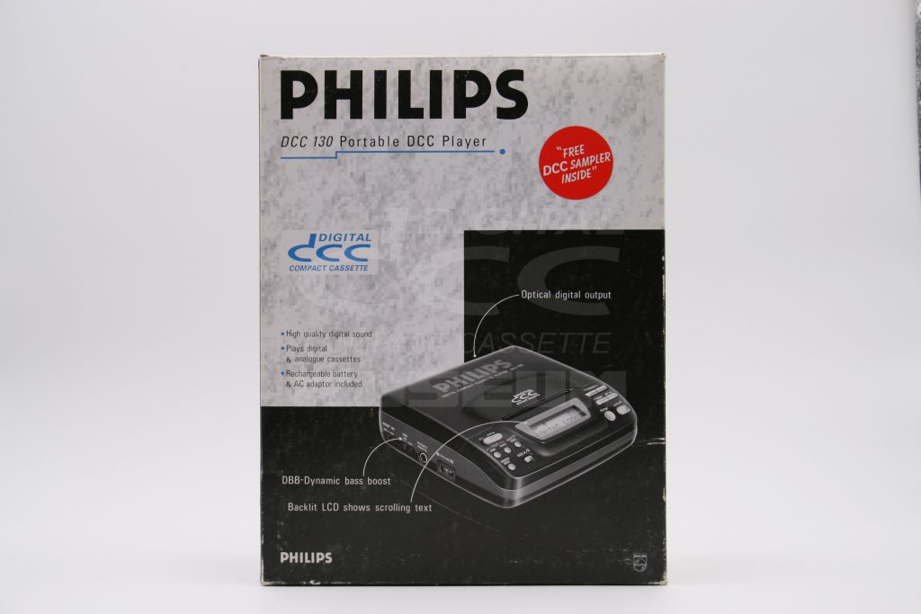 Philips DCC130 - Box