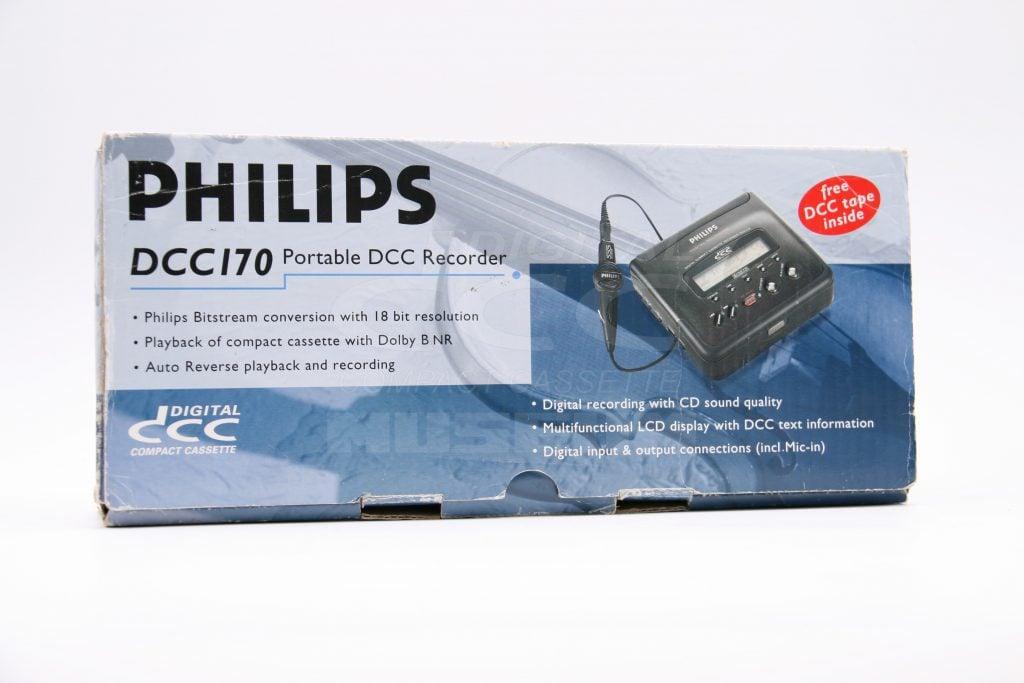 Philips DCC 170 - Box