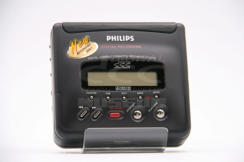 Philips DCC170 - Player