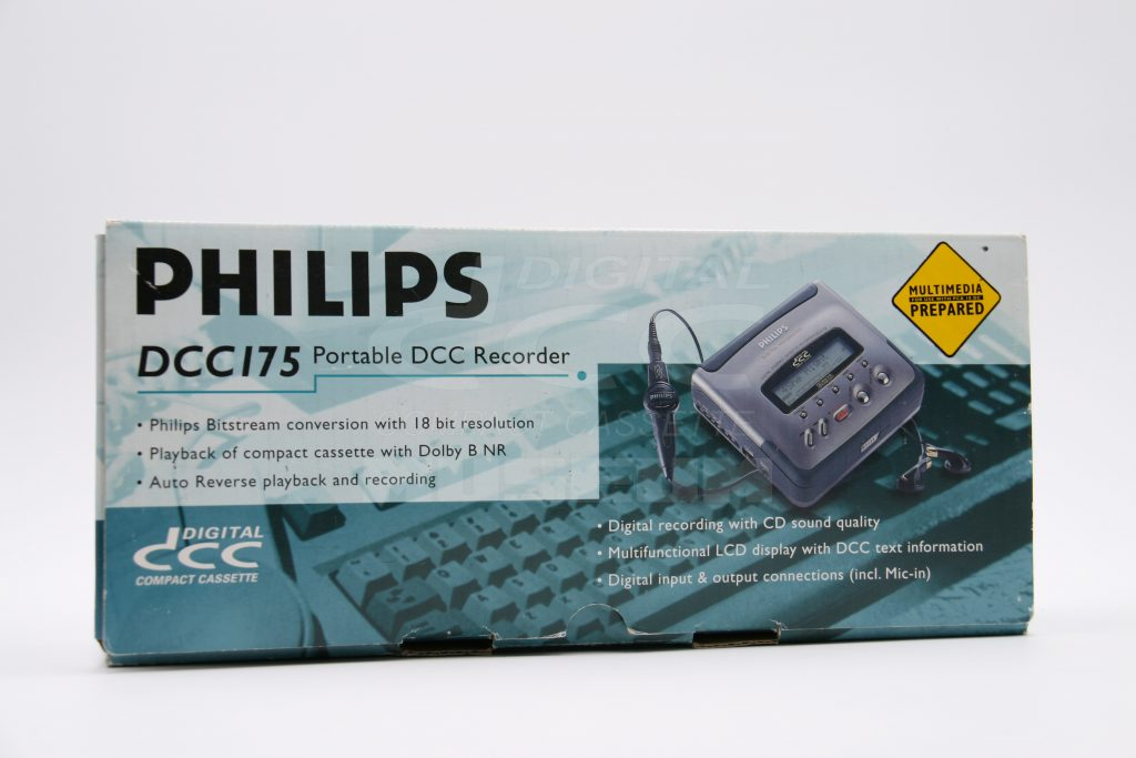 Philips DCC175 - Box