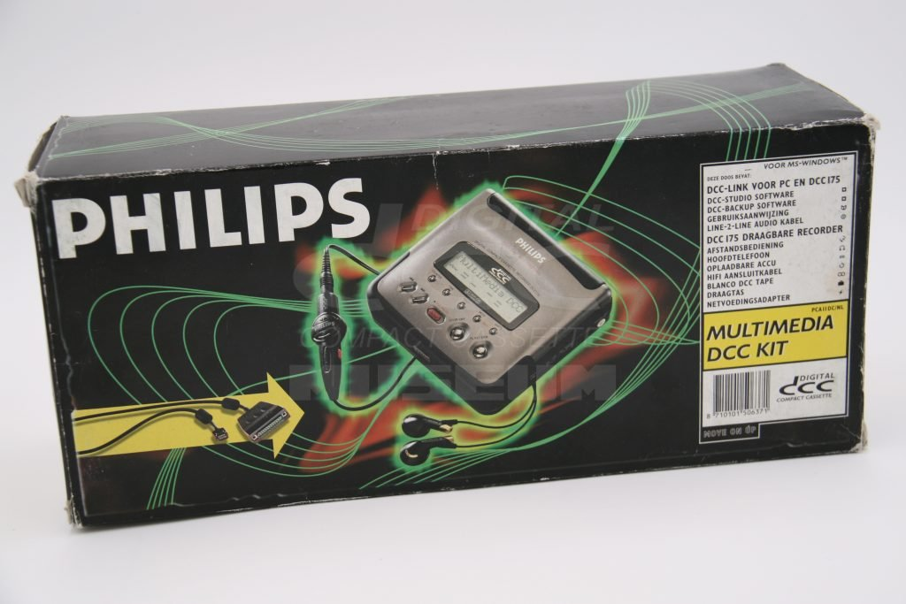 Philips DCC175 - Box with DCC Link Cable