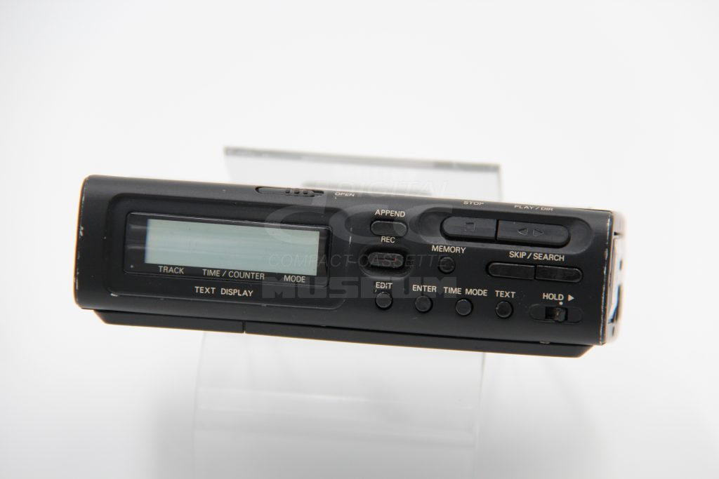 Philips DCC180 - Display & Controls