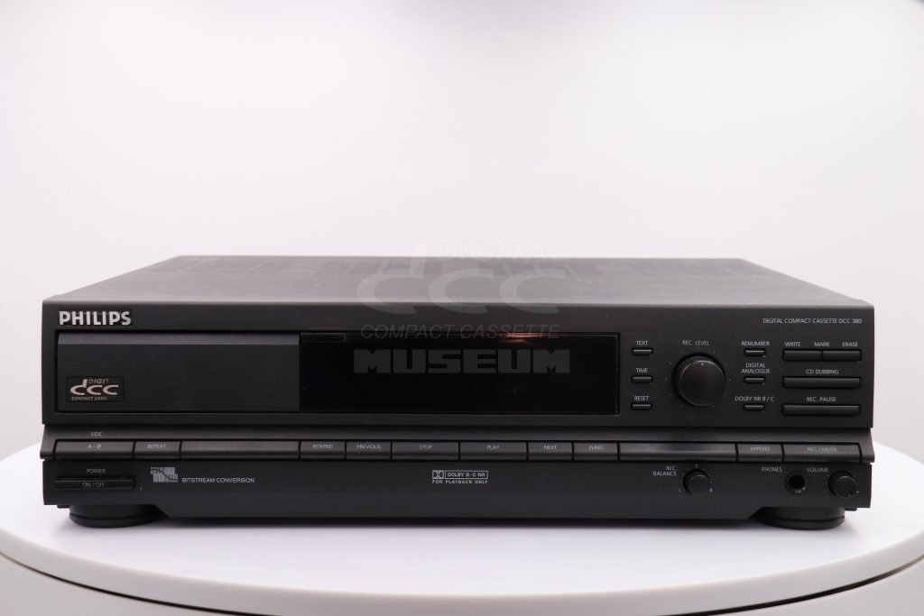 Philips DCC380 - Player