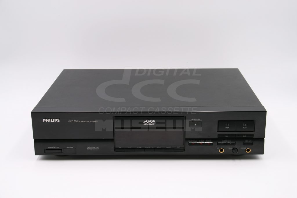 Philips DCC730 - Player