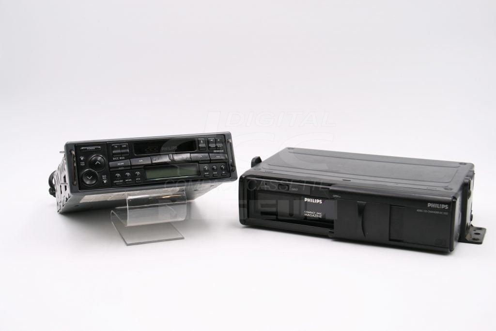 Philips DCC850 - CD Changer