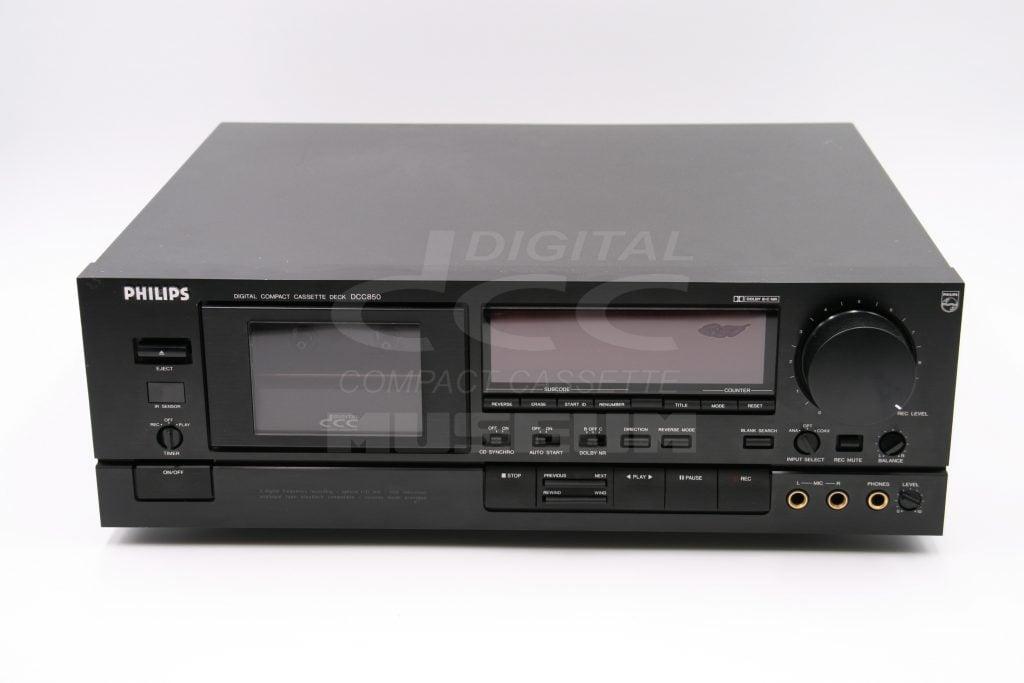 Philips DCC850 Prototype - Player