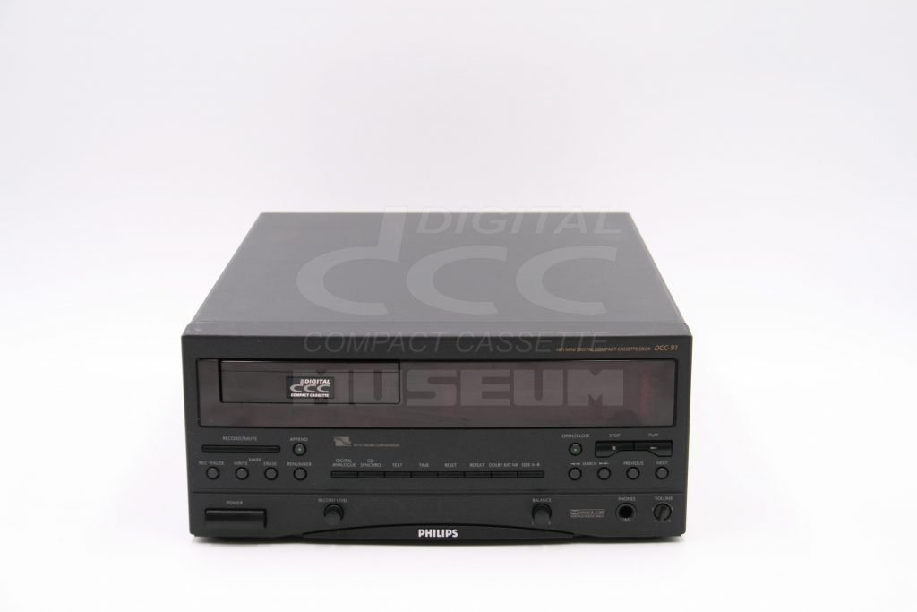 Philips DCC91 - Player