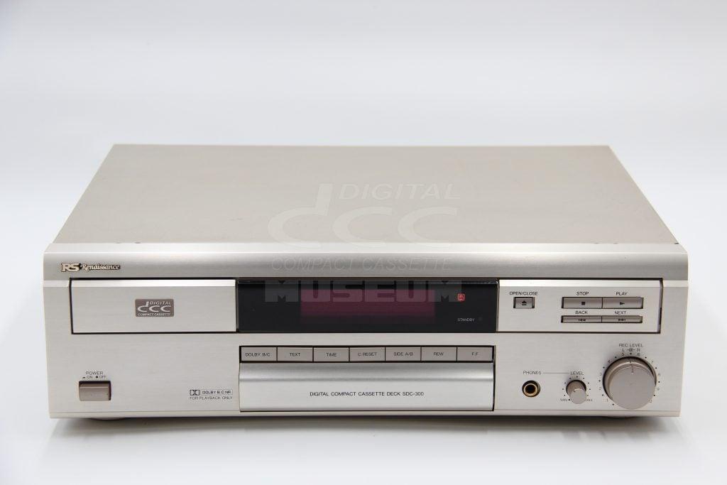 Samsung Renaissance SDC-300 - Player