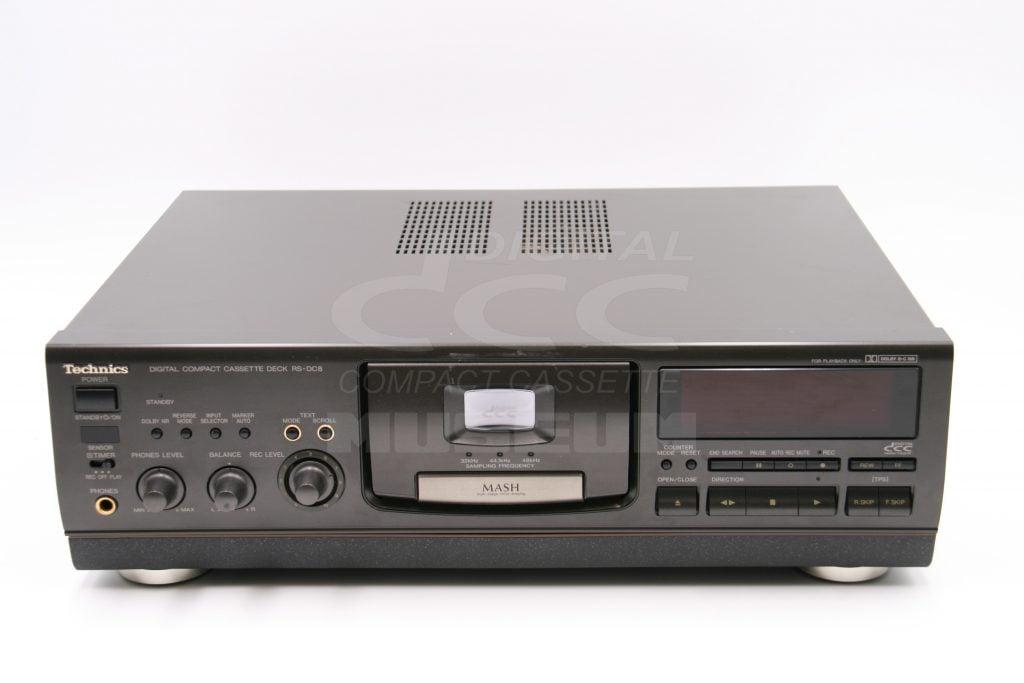 Technics RS-DC8 - Player
