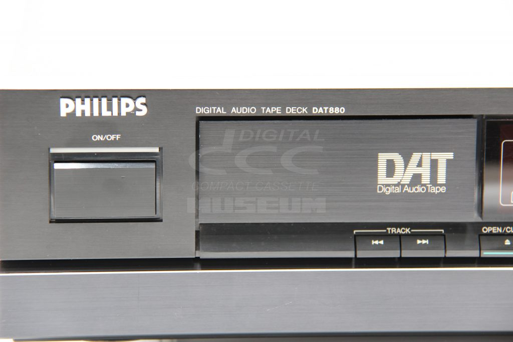 Philips DAT880 - Detail
