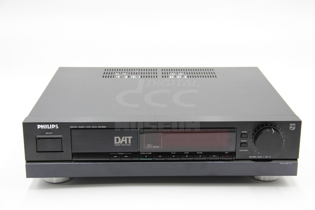 Philips DAT880 - Player