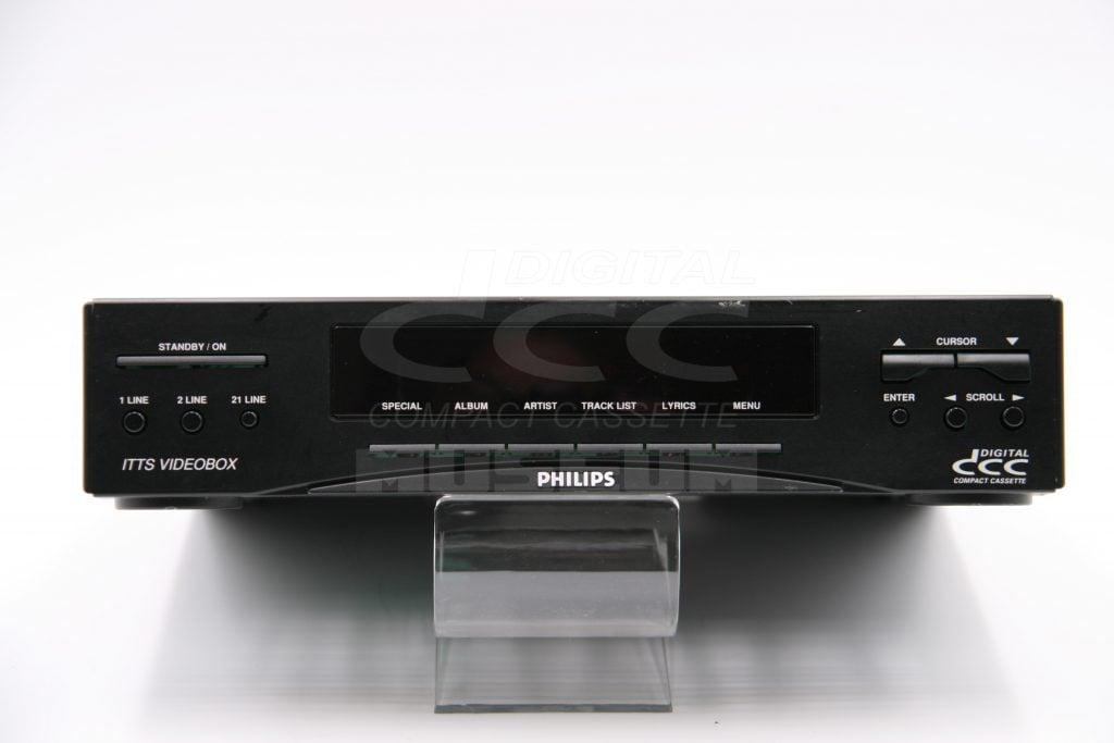Philips ITTS Videobox - Player