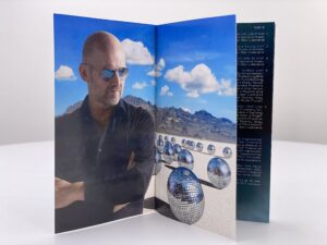 Ben Liebrand - Iconic Groove Inside- DCC Booklet