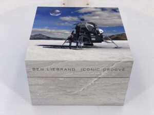 DCC - Ben Liebrand - Iconic Groove - Media Box - box
