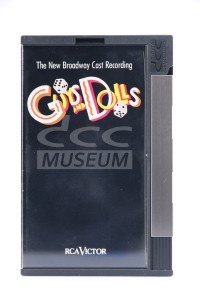Various Artists - Guys & Dolls (Original Broadway Cast) (DCC)