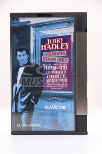 Hadley, Jerry - Standing Room Alone (DCC)
