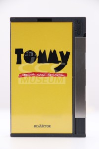 Who - Tommy: Musical Original Cast Recording (DCC)