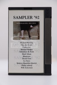 Windham Hill Records - Sampler 92 (DCC)