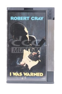 Cray, Robert - I Was Warned (DCC)