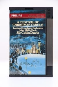 A Festival Of Christmas Carols - A Festival Of Christmas Carols (DCC)