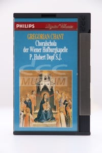 Gregorian Chants - Gregorian Chant and Gregorianischer Choral (DCC)