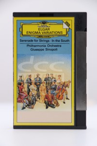 Elgar - Elgar: Enigma Variations, Serenade For Strings, In The South (DCC)