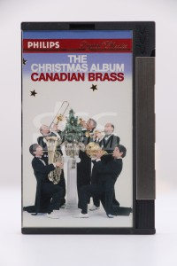 Canadian Brass - The Christmas Album (DCC)