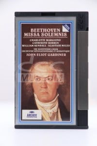 Beethoven - Beethoven: Missa Solemnis (DCC)