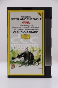 Sting - Prokofiev: Peter and the Wolf (DCC)