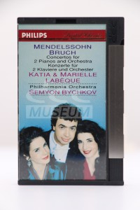 Mendelssohn Bruch - Mendelssohn Bruch: Concertos for 2 pianos and Orchestra (DCC)