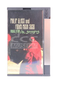 Glass, Phillip - Music From the Screens (DCC)