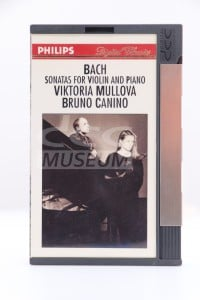 Bach - Sonatas For Violin and Piano (DCC)