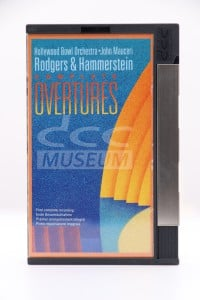 Hollywood Bowl Orchestra - Rodgers and Hammerstein: Complete Overtures (DCC)
