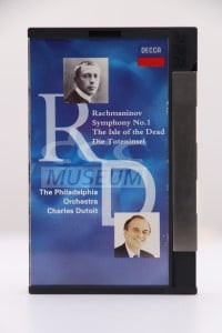 Rachmaninov - Rachmaninov: Symphony No. 1 The Isle of the Dead (DCC)