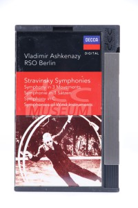 Stravinsky - Stravinsky: Symph in 3 Movements (DCC)