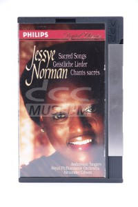 Norman, Jessye - Sacred Songs (DCC)