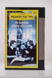 Paganini - Pagaini for Two (DCC)