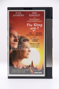 Andrews, Julie - Rodgers and Hammerstein: King & I (DCC)