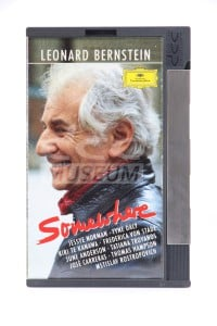 Leonard Bernstein - Somewhere (DCC)