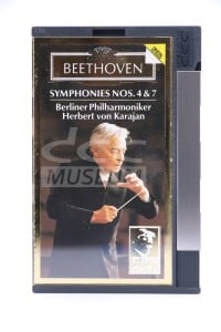 Beethoven - Beethoven: Sym. 4 & 7 (DCC)