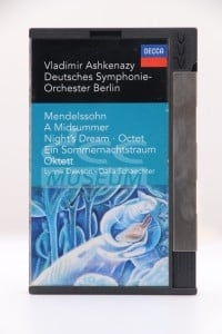 Mendelssohn - Mendelssohn: A Midsummer Night's Dream Octet (DCC)